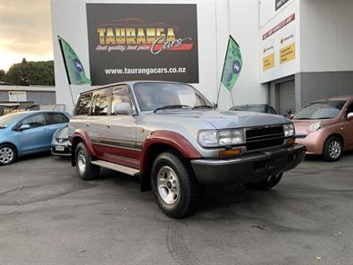 Photo of Toyota Land Cruiser VX Limited model low kms!! Diesel!! 1993