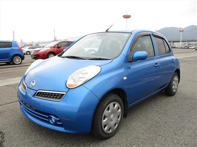 Photo of Nissan March 12E  2010