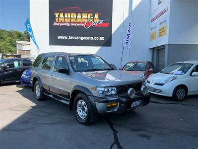 Photo of Nissan TERRANO G3m-R 1998