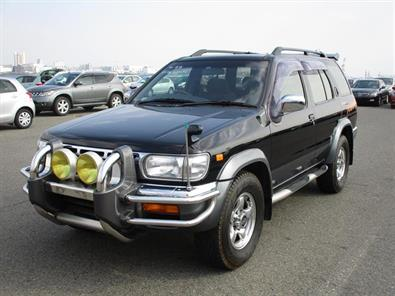 Photo of Nissan TERRANO ASTROAD 3.2 DIESEL 1996