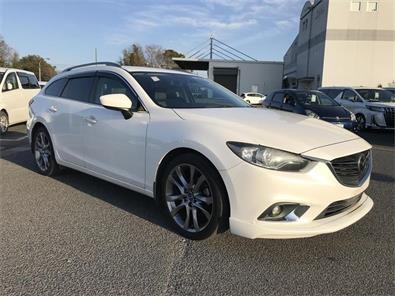 Photo of Mazda Atenza wagon 25S L package 2013